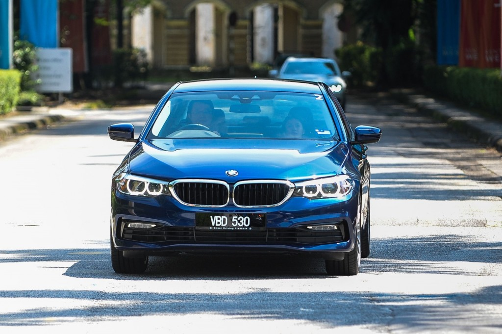 BMW iPerformance Drive - 01