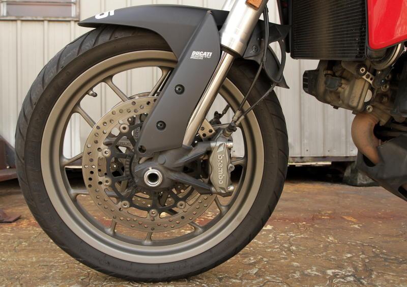 Ducati Multistrada 950 - 26