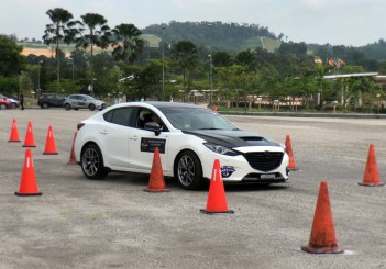 MazdaSports Academy Advance Driving (5) (Custom)