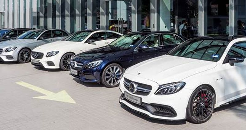 Zero Rated Gst Mercedes Benz Adjusted Prices Finally Revealed Carsifu