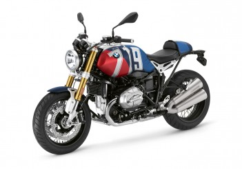 BMW R nineT, BMW Motorrad Spezial Option 719 Mars red metallic matt  Cosmic blue metallic matt - 05