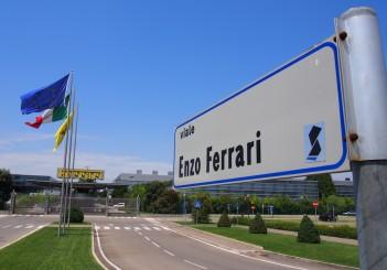 Ferrari HQ, Maranello, Italy, near Bologna