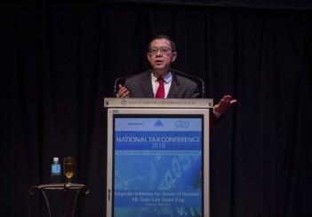 Finance Minister Lim Guan Eng
