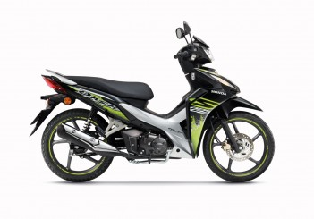Honda Dash 125 - 01