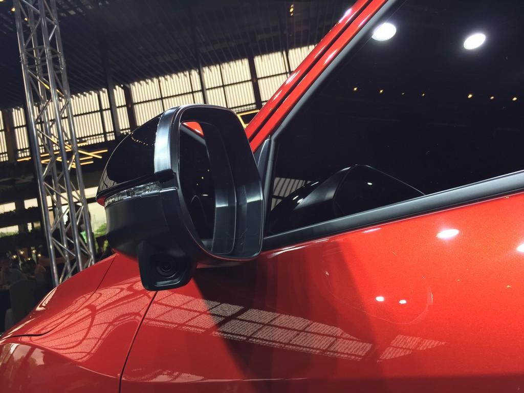 Honda Hr V Rs Previewed Carsifu