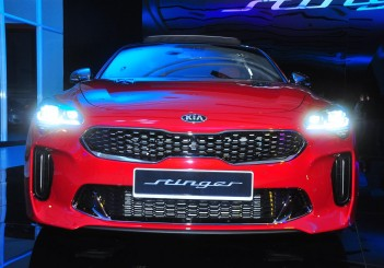 Kia Stinger 3.3 V6 GT - 03