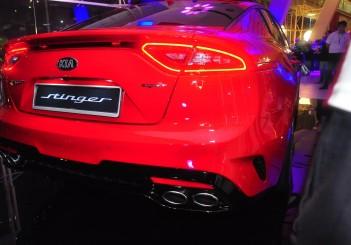 Kia Stinger 3.3 V6 GT - 15