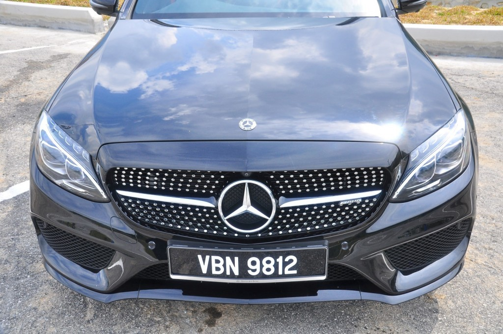 Mercedes-AMG C43 - 08