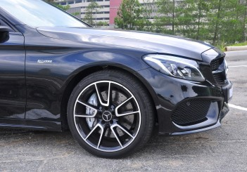 Mercedes-AMG C43 - 13