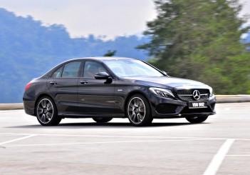 Mercedes-AMG C43 - 38