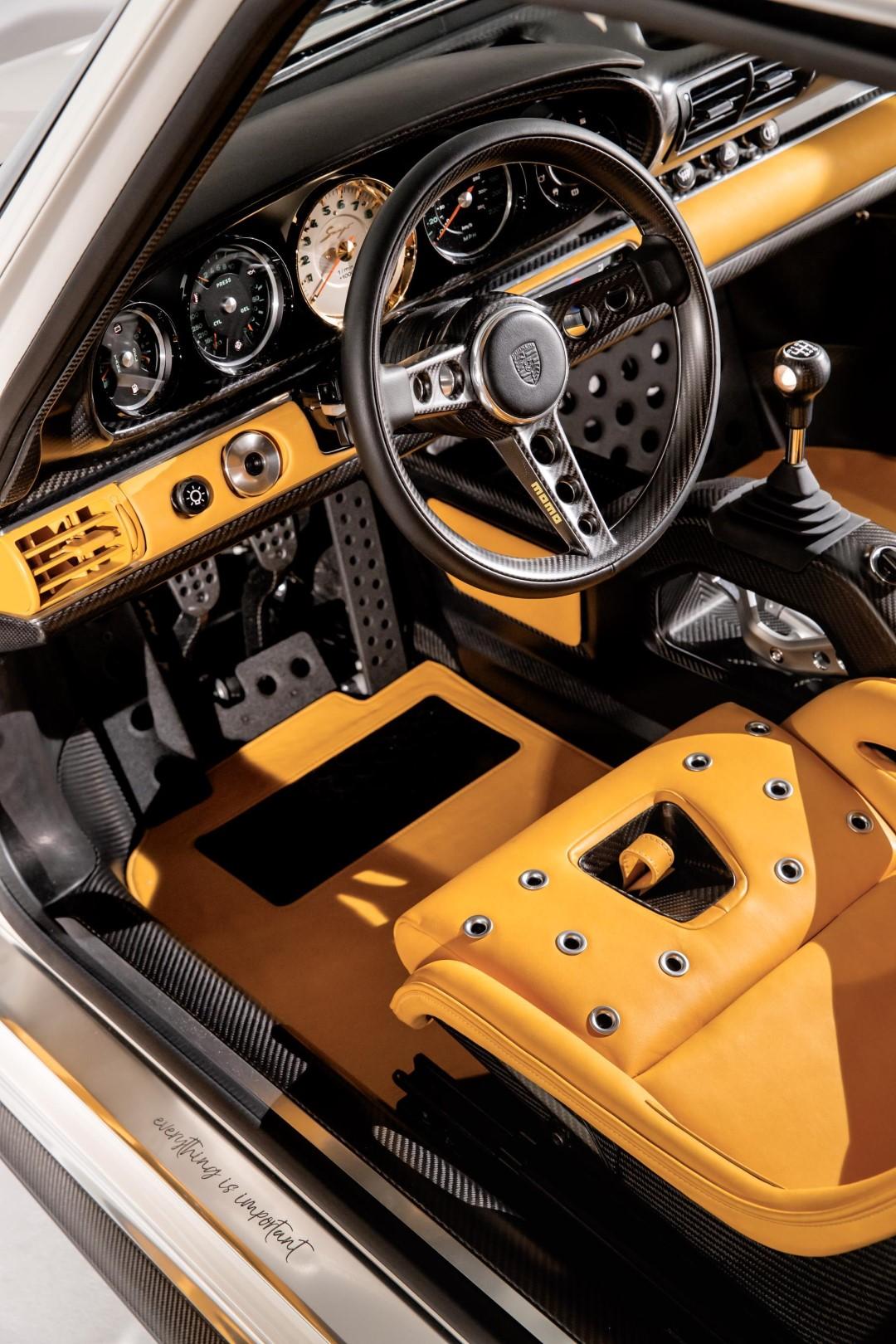 Porsche 911 (1989) - 03 Reimagined by Singer Vehicle Design