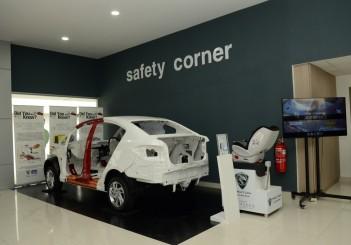 Proton 3S (Pantai Bharu Corporation) - 06 Safety corner