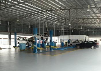 Proton 3S (Pantai Bharu Corporation) - 08 Service area