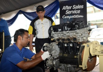 Proton After Sales Sercvice Competition - 05