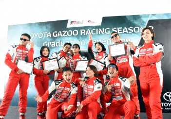 Toyota Gazoo Racing (Season2) - 05 Group Graduation