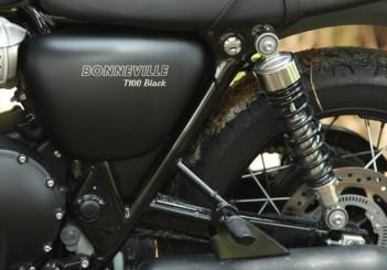 Triumph Bonneville T100 - 19