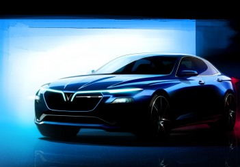 VinFast Sedan design - 01