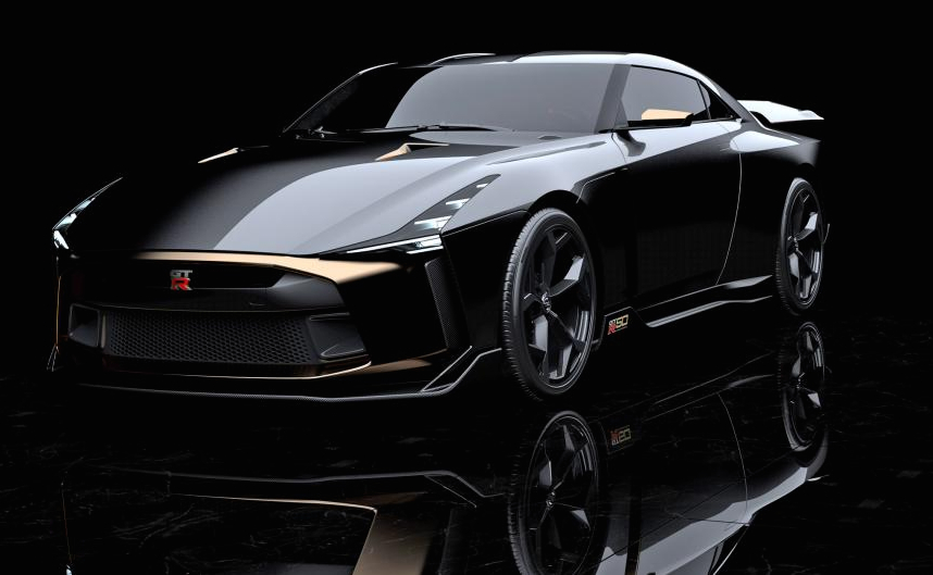 nissan and italdesign unveil gt r50 carsifu. Black Bedroom Furniture Sets. Home Design Ideas