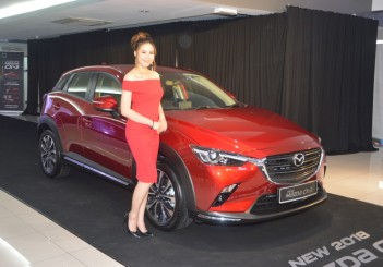2018 updated Mazda CX-3 (2)