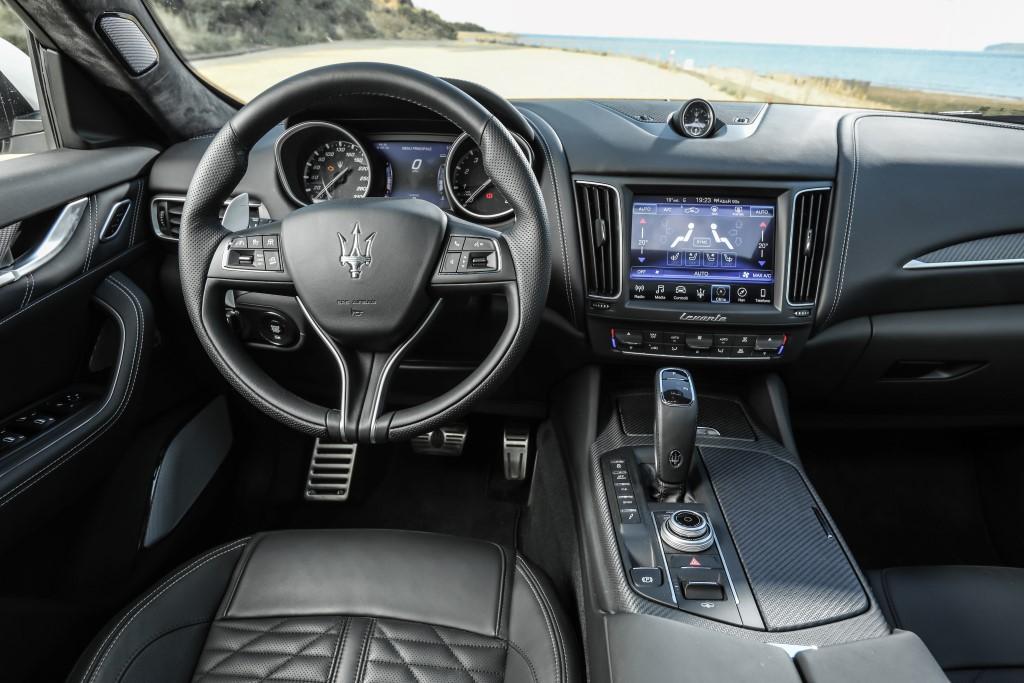 2019 Maserati Levante S GranSport (13)