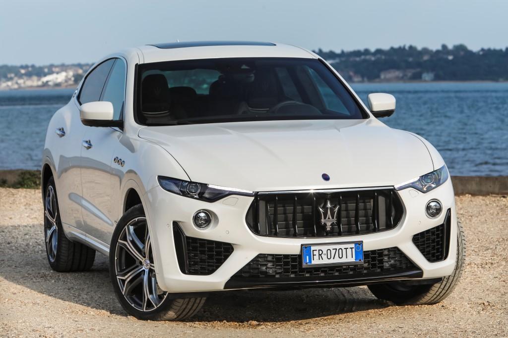 2019 Maserati Levante S GranSport (25)