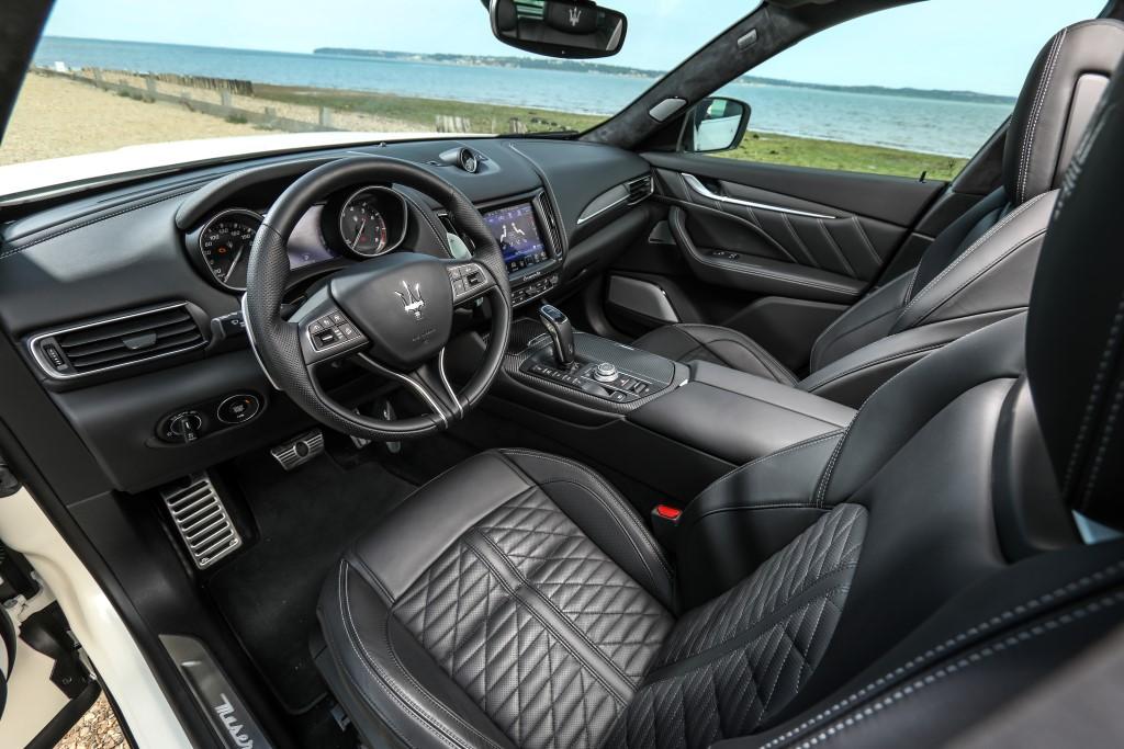 2019 Maserati Levante S GranSport (30)