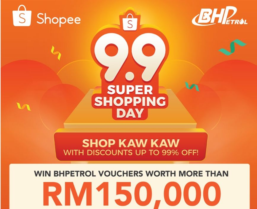 RM155,000 worth of BHPetrol vouchers on Shopee   CarSifu