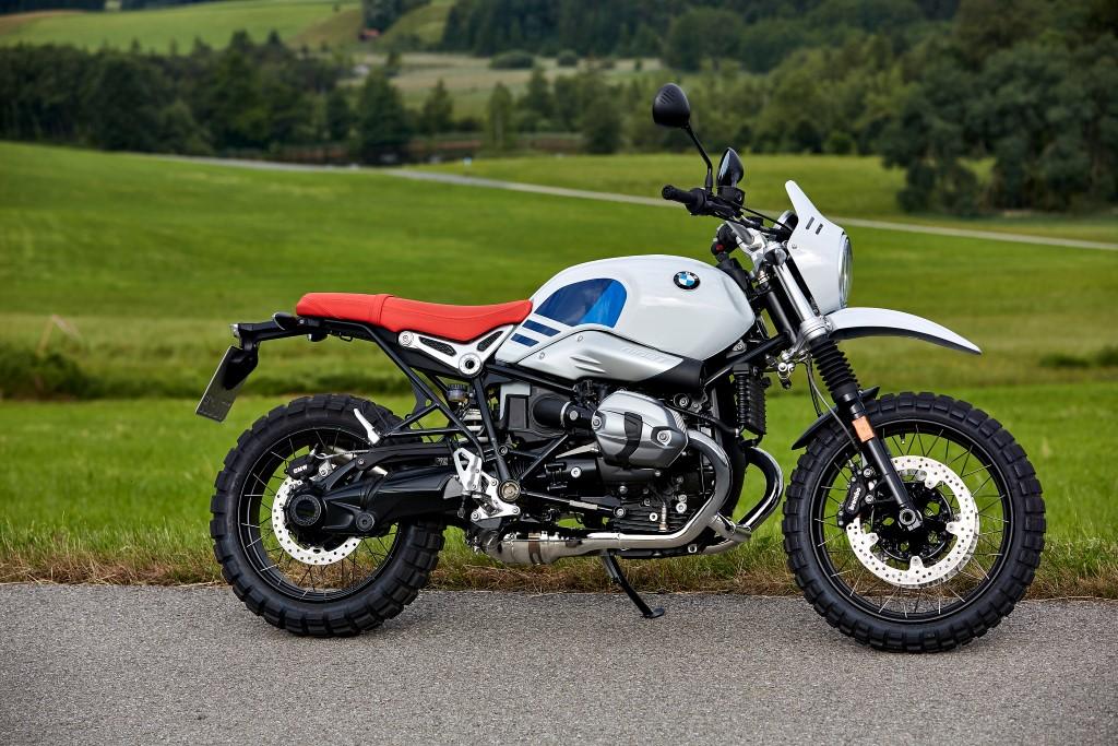 BMW Motorrad R nineT Urban GS (12)