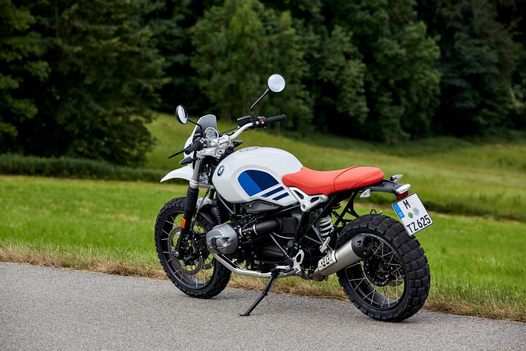 BMW Motorrad R nineT Urban GS (14)