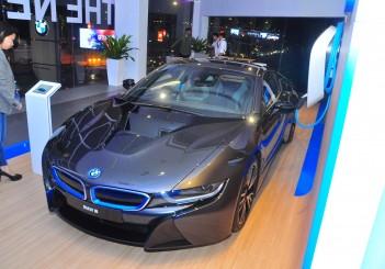 BMW i8 - 02