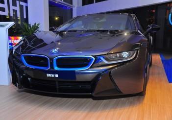 BMW i8 - 06