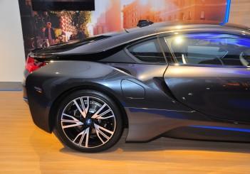 BMW i8 - 11