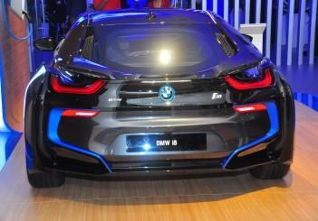 BMW i8 - 16