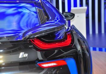 BMW i8 - 19