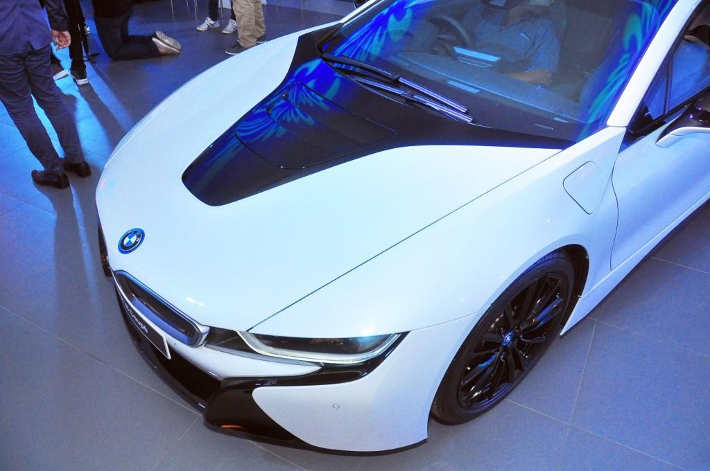 BMW i8 Coupe - 07