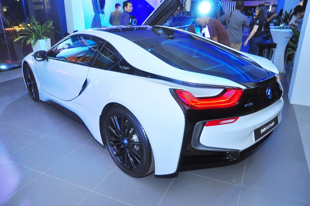 New Bmw I8 Launched From Rm1 3mil Carsifu