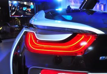 BMW i8 Coupe - 10