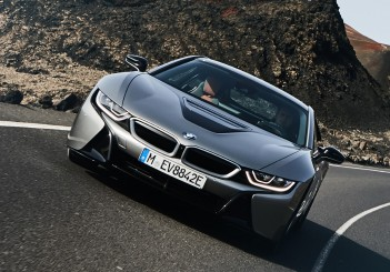 BMW i8 Coupe - 49