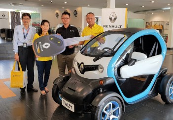 Grand Prize Winner_Renault Buy & Win Contest