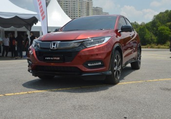 Honda HR-V RS (2)