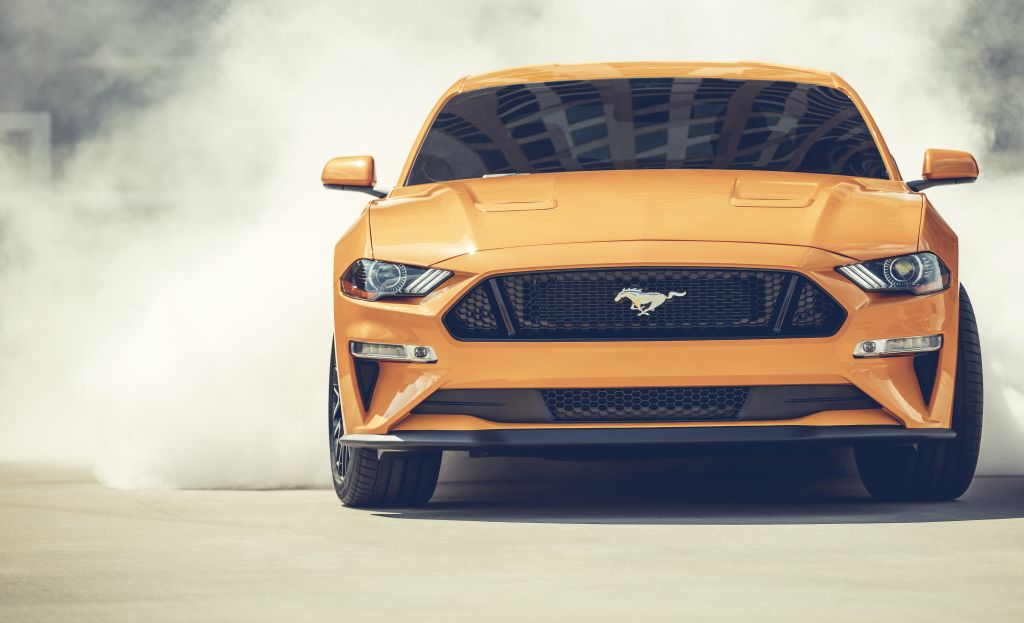 Ford Celebrates 10 Millionth Mustang While Banking On Car S Draw