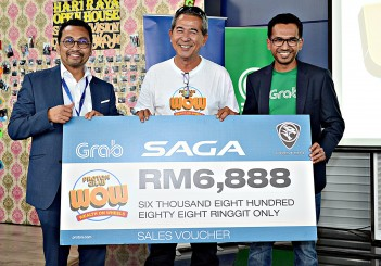 PROTON Wealth on Wheels with Grab - 04 Saga