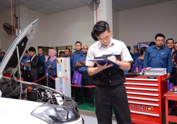 Perodua National Technical Skills - 03