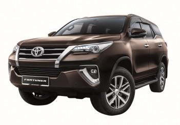 2018 Toyota Fortuner (Custom)