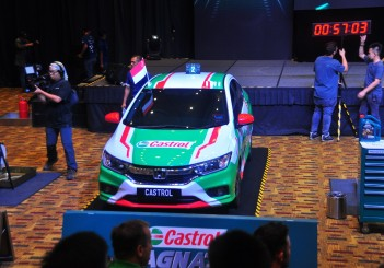 Castrol Asia Pacific Cars Super Mechanic Contest (2018) - 03