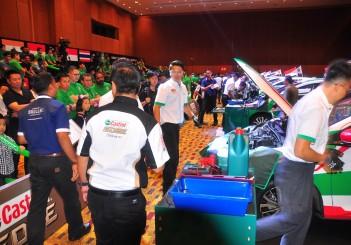 Castrol Asia Pacific Cars Super Mechanic Contest (2018) - 05