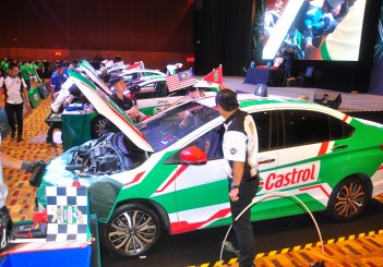 Castrol Asia Pacific Cars Super Mechanic Contest (2018) - 06