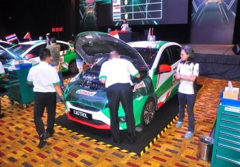 Castrol Asia Pacific Cars Super Mechanic Contest (2018) - 14