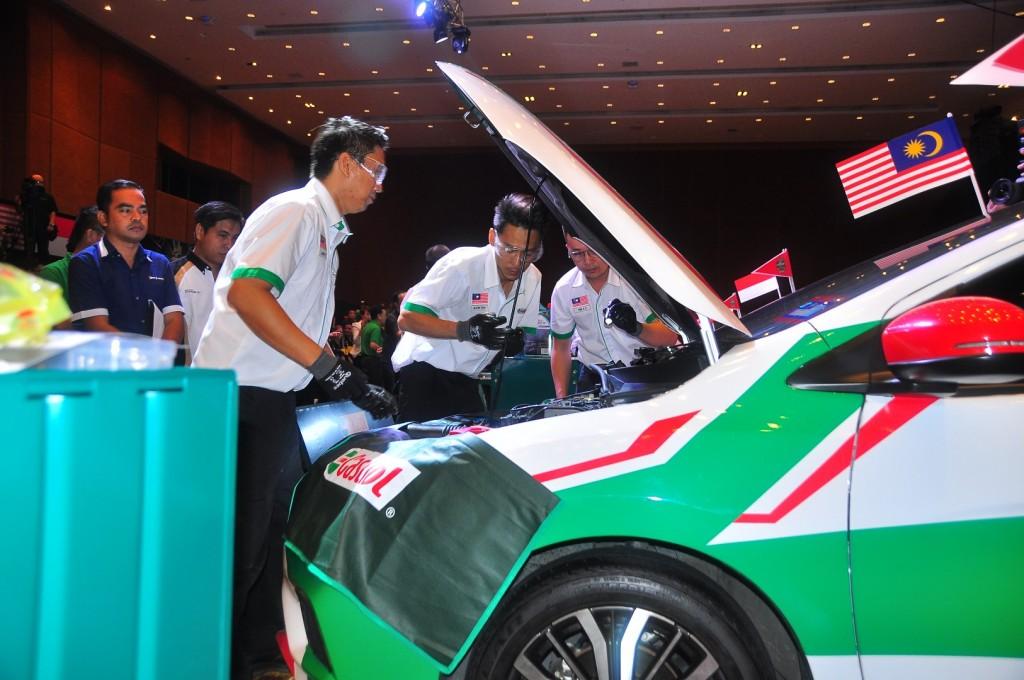 Castrol Asia Pacific Cars Super Mechanic Contest (2018) - 15