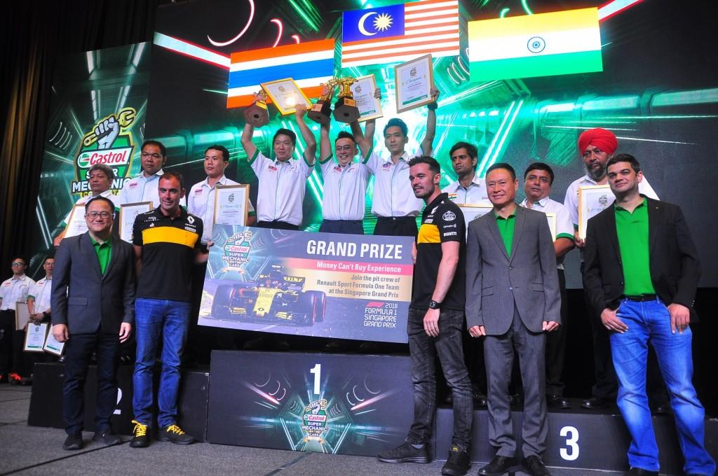 Castrol Asia Pacific Cars Super Mechanic Contest (2018) - 33